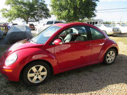 2007 Volkswagen New Beetle for sale at Dallas Auto Mart in Dallas GA