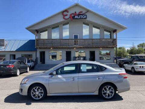 2014 Nissan Sentra for sale at Epic Auto in Idaho Falls ID