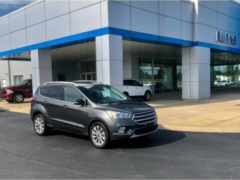 2017 Ford Escape for sale at Burns Chevrolet of Gaffney in Gaffney SC