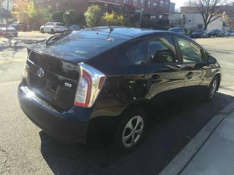 2014 Toyota Prius for sale at B & Z Auto Sales LLC in Delran NJ