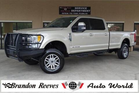 2017 Ford F-350 Super Duty for sale at Brandon Reeves Auto World in Monroe NC