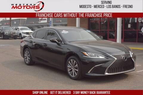 2019 Lexus ES 350 for sale at Choice Motors in Merced CA