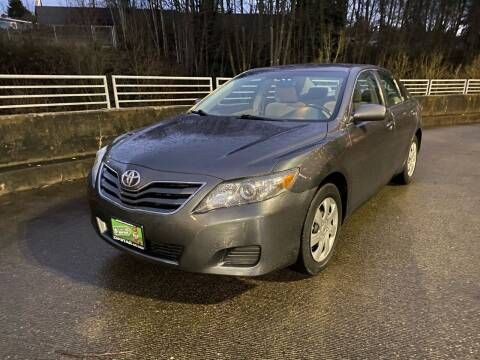 2010 Toyota Camry for sale at Zipstar Auto Sales in Lynnwood WA