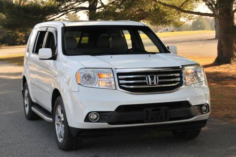 2015 Honda Pilot for sale at Auto House Superstore in Terre Haute IN