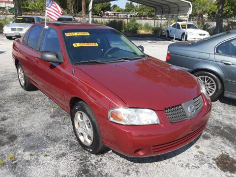2005 Nissan Sentra for sale at Easy Credit Auto Sales in Cocoa FL