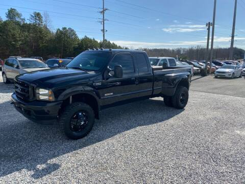 2004 Ford F-350 Super Duty for sale at Billy Ballew Motorsports in Dawsonville GA