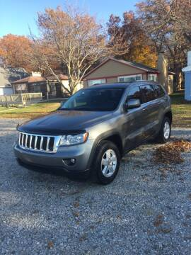 2013 Jeep Grand Cherokee for sale at Hines Auto Sales in Marlette MI
