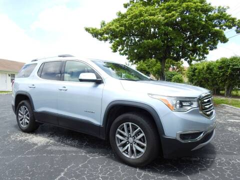 2017 GMC Acadia for sale at SUPER DEAL MOTORS 441 in Hollywood FL
