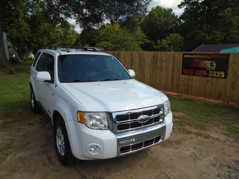 2008 Ford Escape for sale at Hot Deals Auto LLC in Rock Hill SC