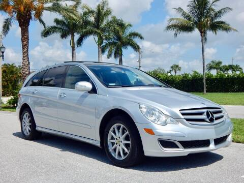 2006 Mercedes-Benz R-Class for sale at VE Auto Gallery LLC in Lake Park FL