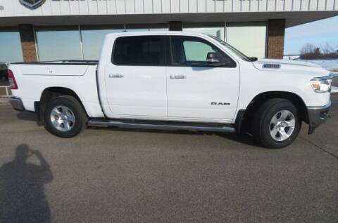 2020 RAM Ram Pickup 1500 for sale at DAKOTA CHRYSLER CENTER in Wahpeton ND