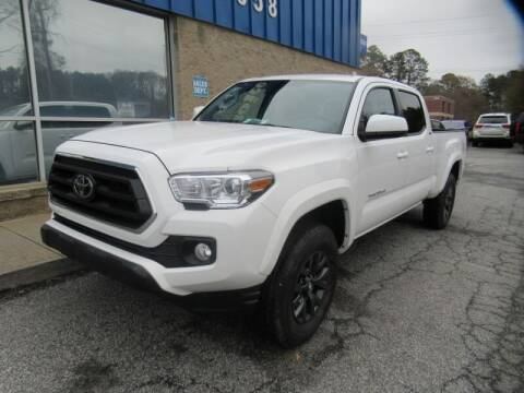 2020 Toyota Tacoma for sale at 1st Choice Autos in Smyrna GA