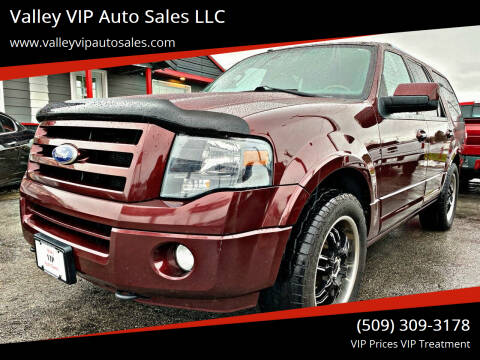 2010 Ford Expedition for sale at Valley VIP Auto Sales LLC in Spokane Valley WA
