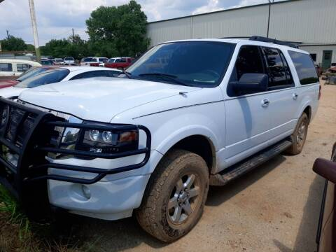 2009 Ford Expedition EL for sale at KK Motors Inc in Graham TX