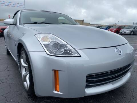 2008 Nissan 350Z for sale at VIP Auto Sales & Service in Franklin OH