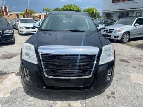 2012 GMC Terrain for sale at America Auto Wholesale Inc in Miami FL