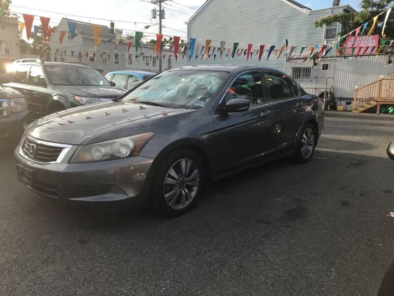 2008 Honda Accord for sale at 21st Ave Auto Sale in Paterson NJ