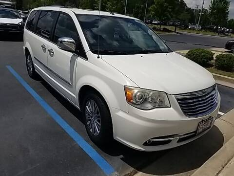 2011 Chrysler Town and Country for sale at Southern Auto Solutions - Lou Sobh Kia in Marietta GA