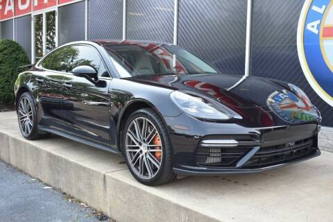 2017 Porsche Panamera for sale at Alfa Romeo & Fiat of Strongsville in Strongsville OH