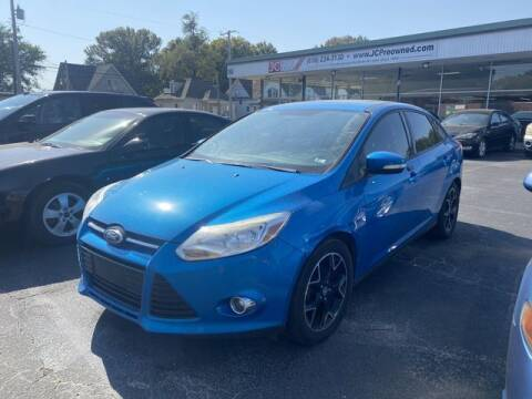 2012 Ford Focus for sale at JC Auto Sales in Belleville IL