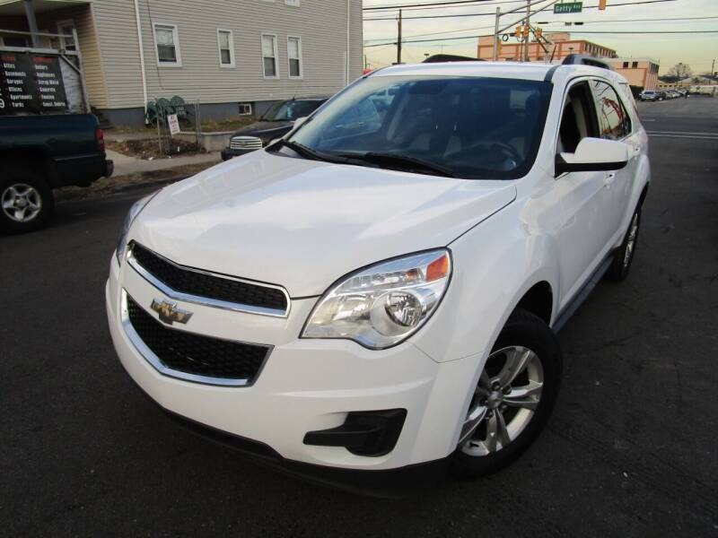 2015 Chevrolet Equinox for sale at Dina Auto Sales in Paterson NJ