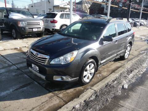 2011 Subaru Outback for sale at Car Center in Chicago IL