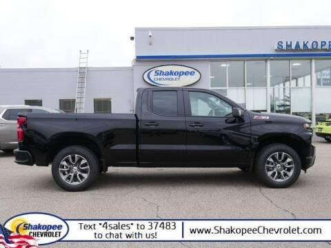 2020 Chevrolet Silverado 1500 for sale at SHAKOPEE CHEVROLET in Shakopee MN