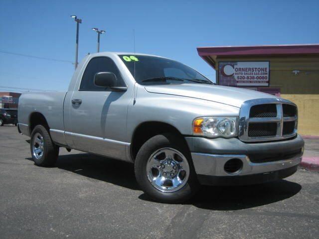 2004 Dodge Ram Pickup 1500 for sale at Cornerstone Auto Sales in Tucson AZ