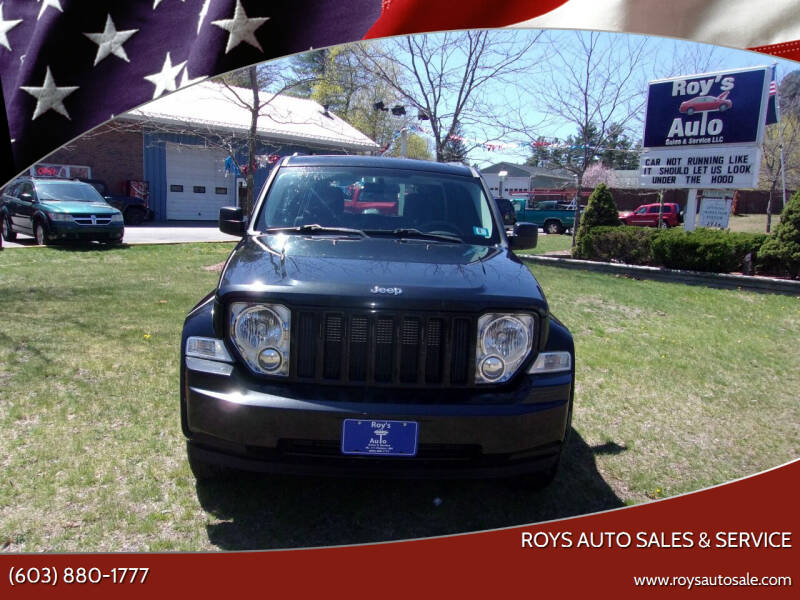2011 Jeep Liberty for sale at Roys Auto Sales & Service in Hudson NH