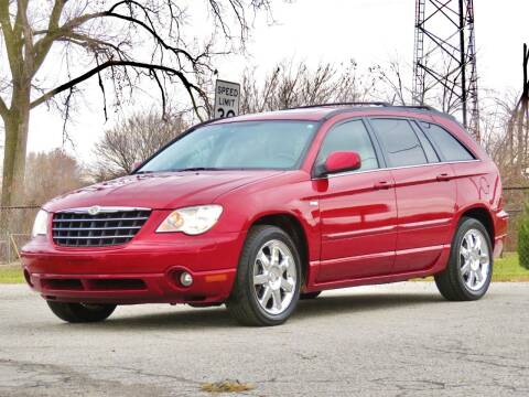 2008 Chrysler Pacifica for sale at Tonys Pre Owned Auto Sales in Kokomo IN