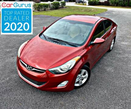 2013 Hyundai Elantra for sale at Brothers Auto Sales of Conway in Conway SC