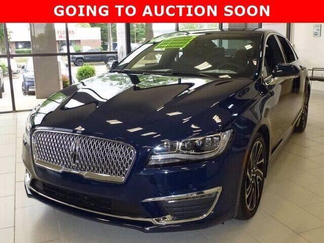 2020 Lincoln MKZ Hybrid for sale in Huntsville, AL
