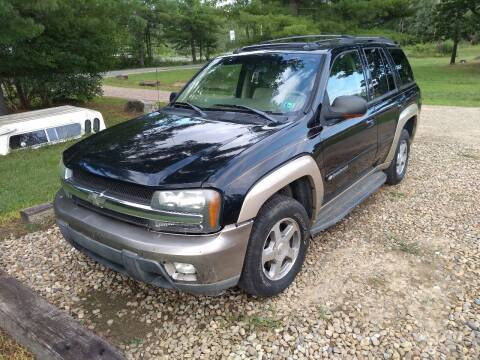 2004 Chevrolet TrailBlazer for sale at Seneca Motors, Inc. (Seneca PA) - SHIPPENVILLE, PA LOCATION in Shippenville PA