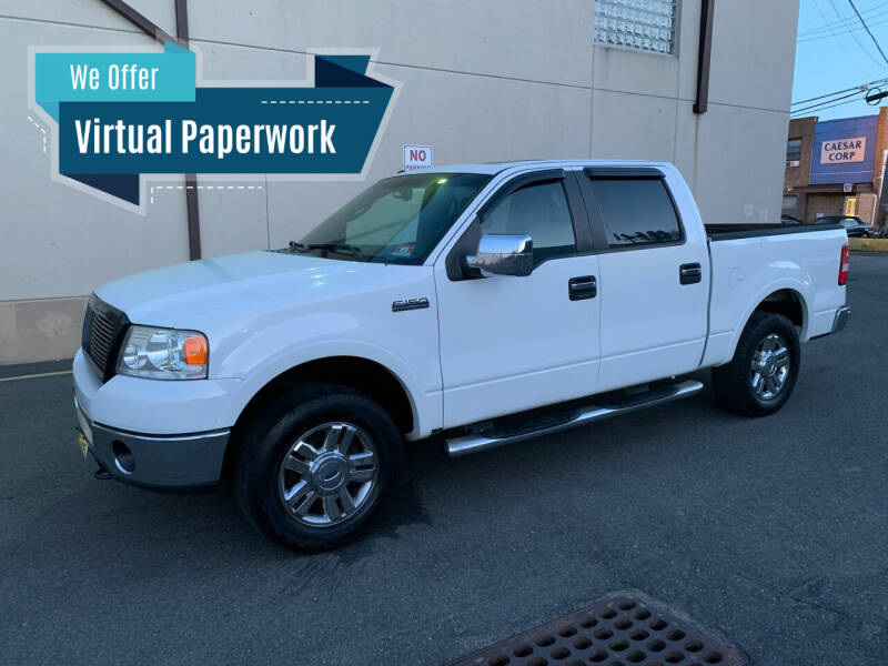 2008 Ford F-150 for sale at Eastclusive Motors LLC in Hasbrouck Heights NJ