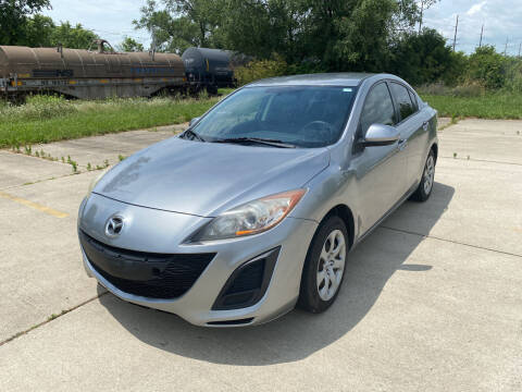 2011 Mazda MAZDA3 for sale at Mr. Auto in Hamilton OH