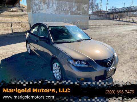 2008 Mazda MAZDA3 for sale at Marigold Motors, LLC in Pekin IL