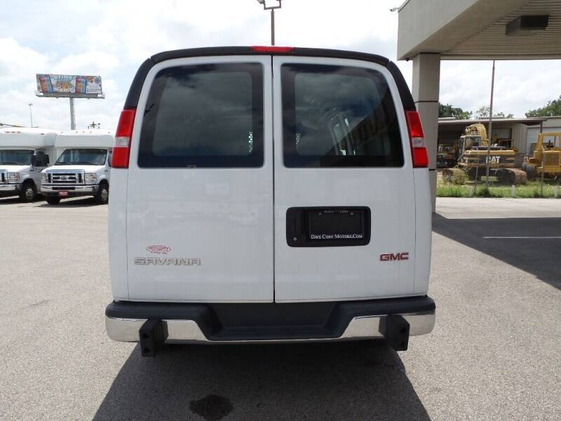 2018 GMC Savana Cargo 2500 3dr Cargo Van - Houston TX