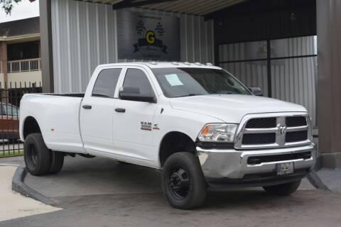 2018 RAM Ram Pickup 3500 for sale at G MOTORS in Houston TX