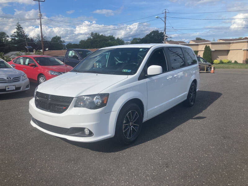 2019 Dodge Grand Caravan for sale at Majestic Automotive Group in Cinnaminson NJ