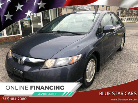 2009 Honda Civic for sale at Blue Star Cars in Jamesburg NJ