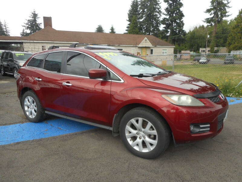 2007 Mazda CX-7 for sale at Lino's Autos Inc in Vancouver WA