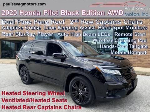 2020 Honda Pilot for sale at Paul Sevag Motors Inc in West Chester PA