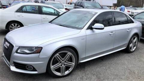 2011 Audi S4 for sale at Top Line Import of Methuen in Methuen MA