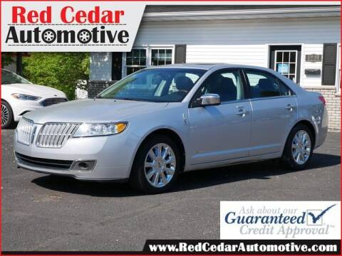 2011 Lincoln MKZ Hybrid for sale at Red Cedar Automotive in Menomonie WI