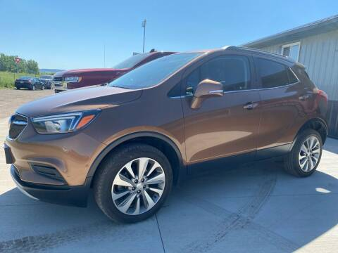 2017 Buick Encore for sale at FAST LANE AUTOS in Spearfish SD