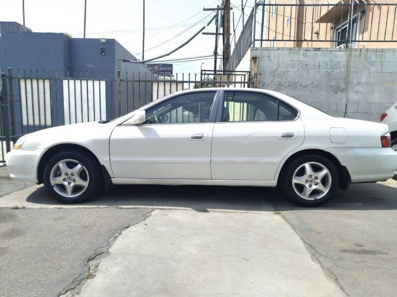 2003 Acura TL for sale at Western Motors Inc in Los Angeles CA
