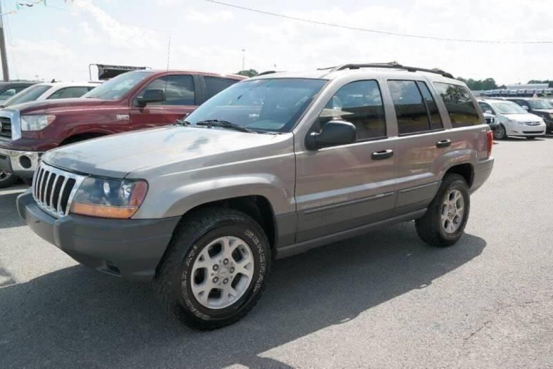 1999 Jeep Grand Cherokee for sale at L & S AUTO BROKERS in Fredericksburg VA