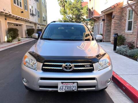 2008 Toyota RAV4 for sale at Hi5 Auto in Fremont CA