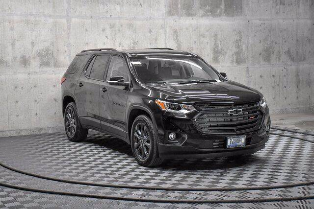 2021 Chevrolet Traverse for sale in Puyallup, WA