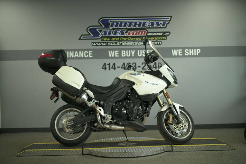 2007 Triumph Tiger 1050 for sale at Southeast Sales Powersports in Milwaukee WI